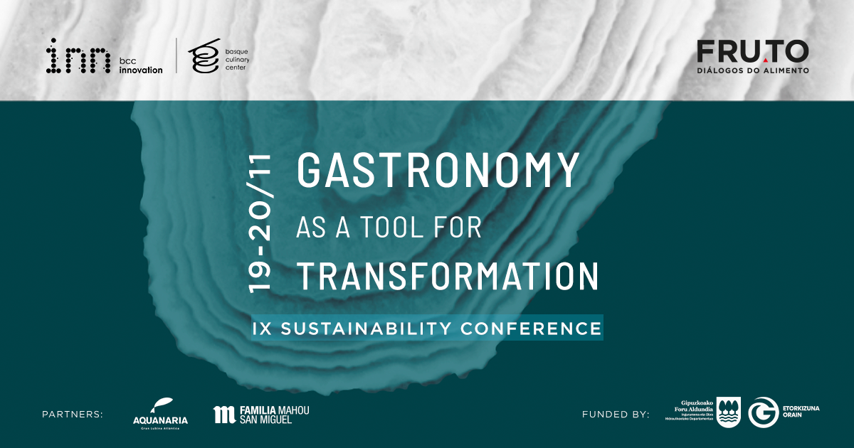 International Conference: the impact of gastronomy on sustainability challenges