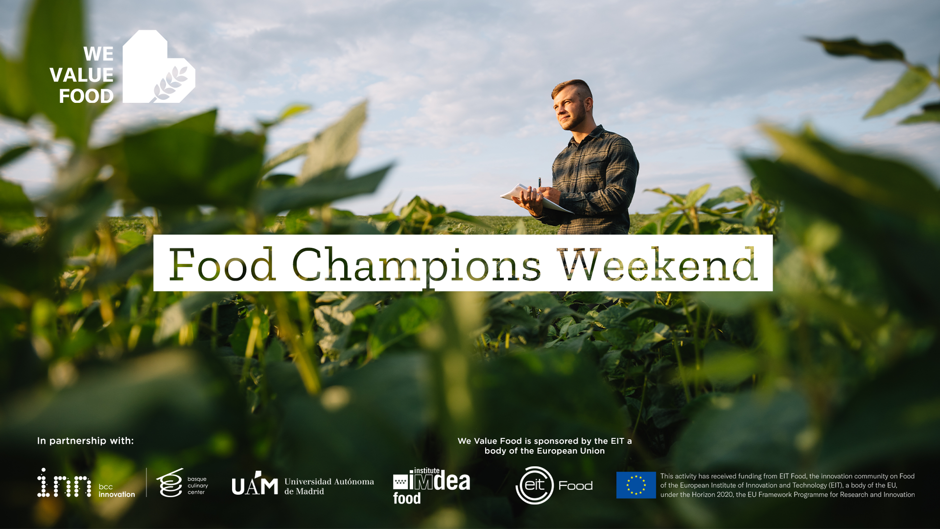 Food Champions Weekend